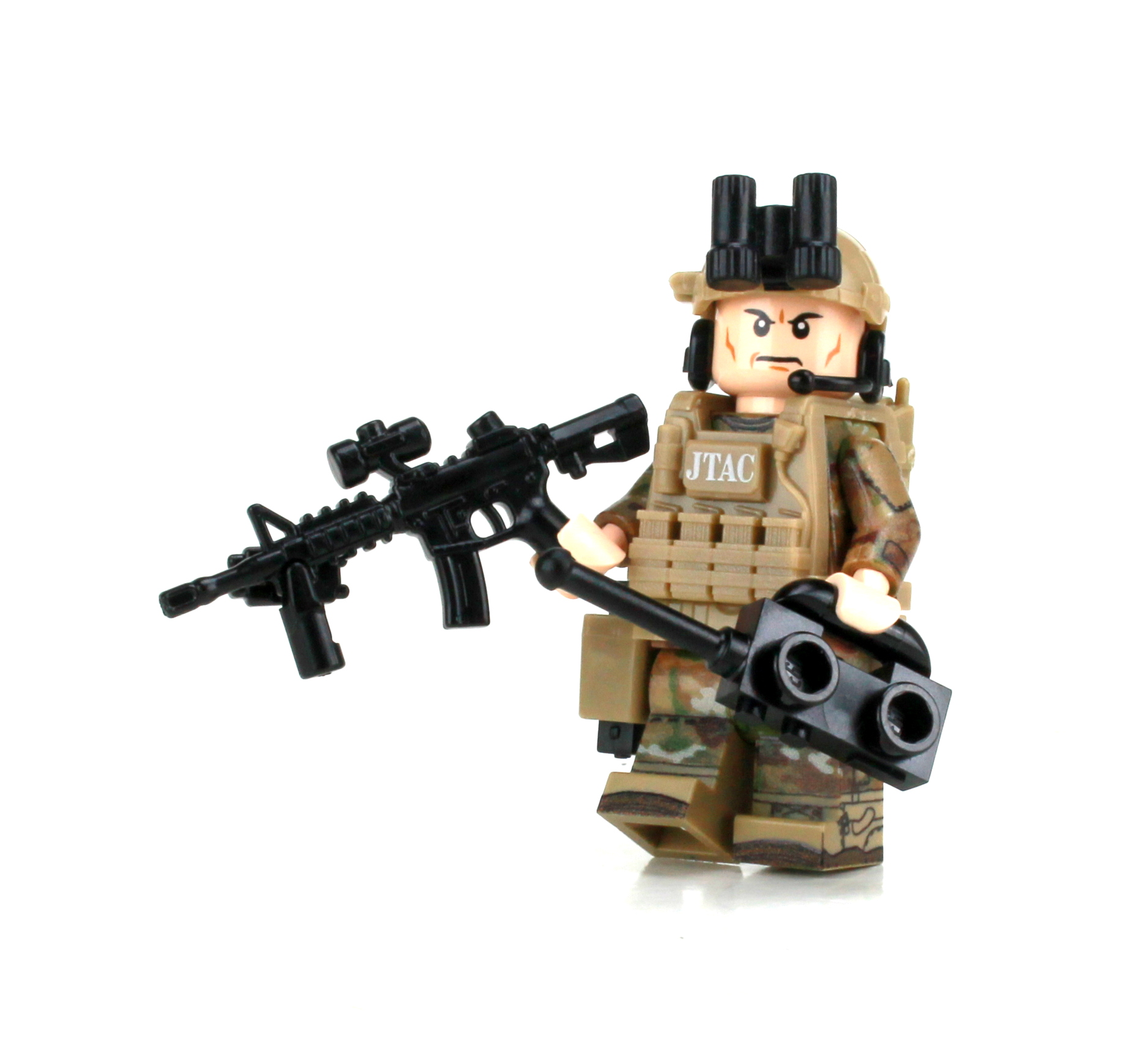 JTAC Air Force Special Forces OCP Minifigure