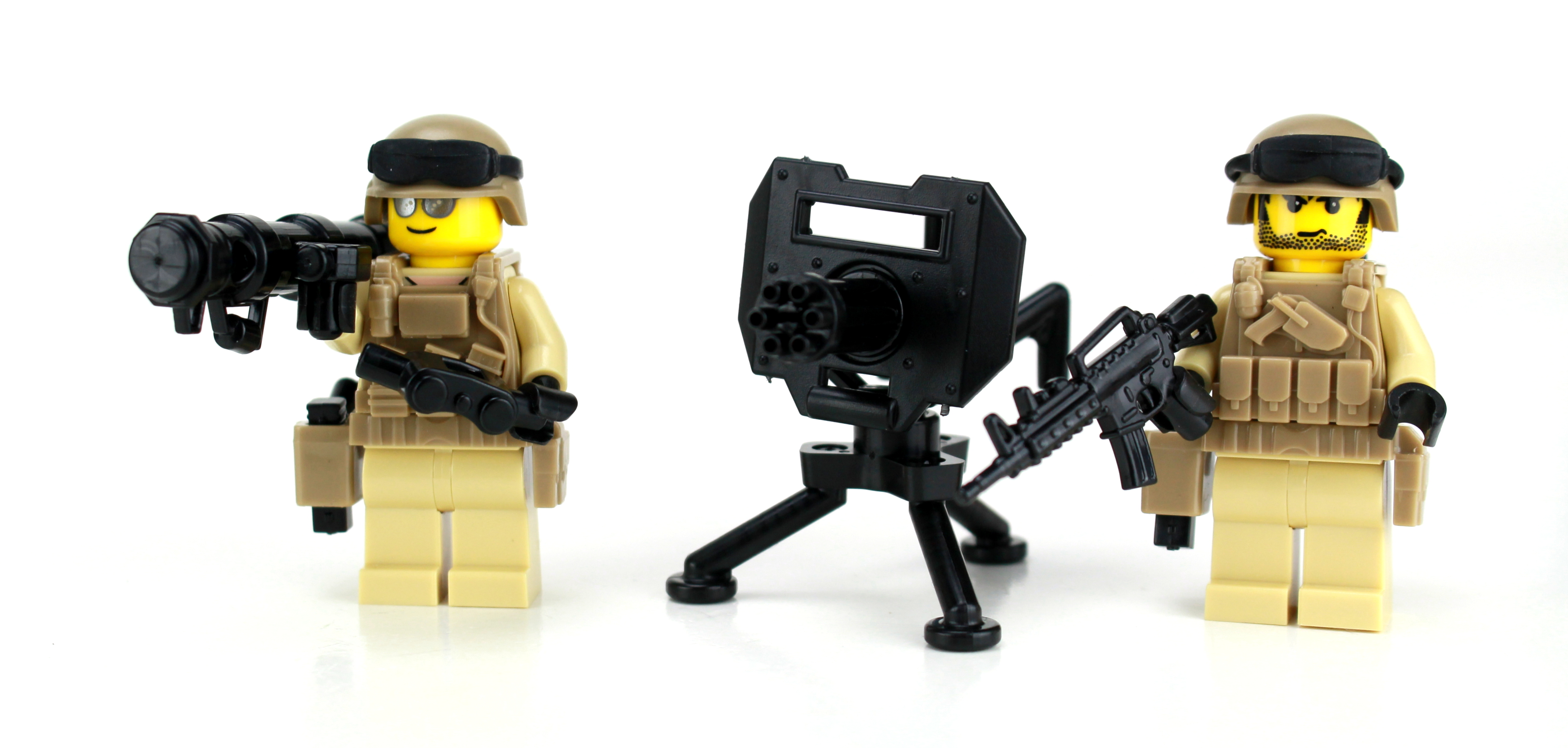 Perimeter Security Soldier Minifigures