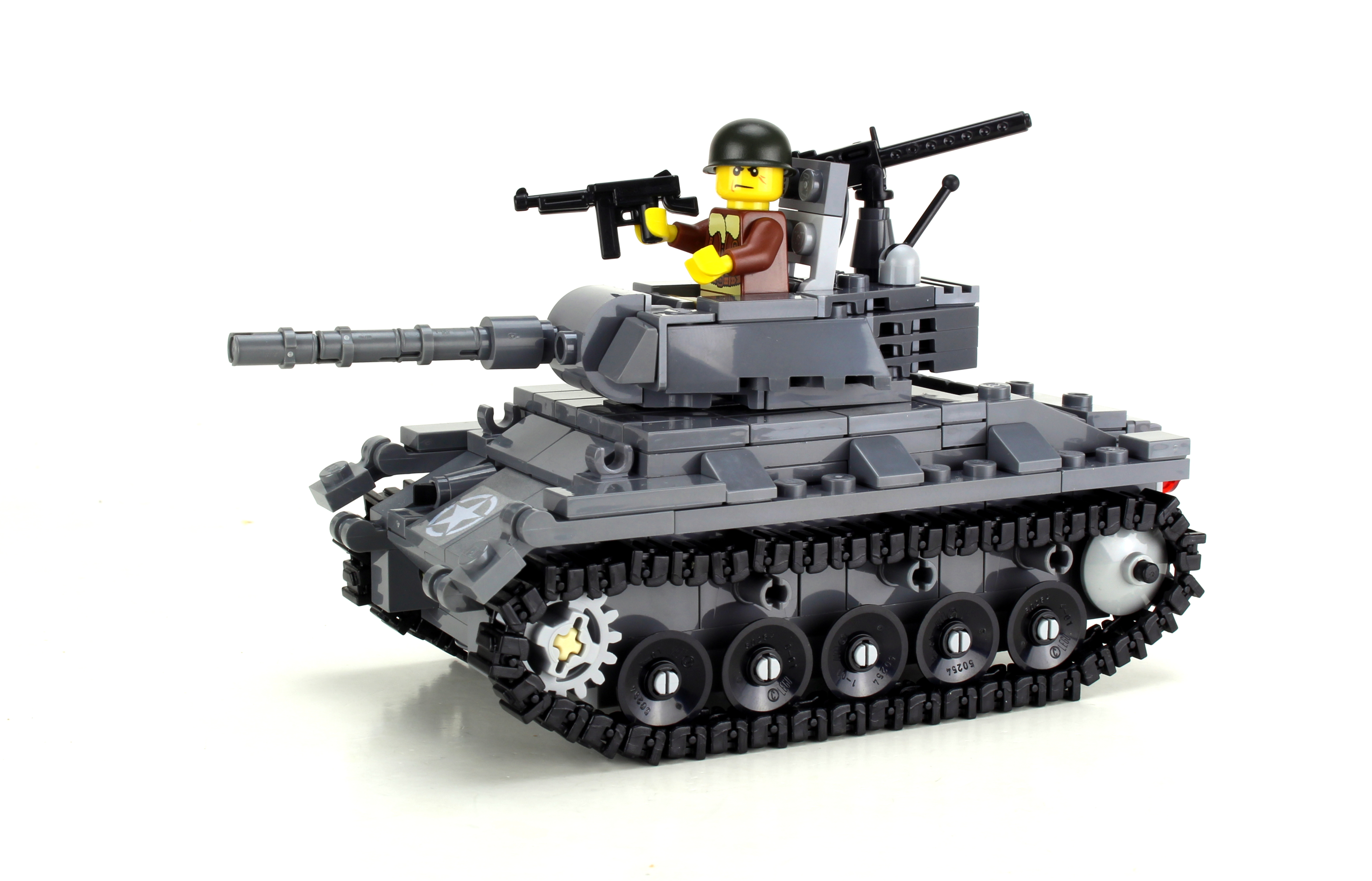 US Army Chaffee Tank World War 2