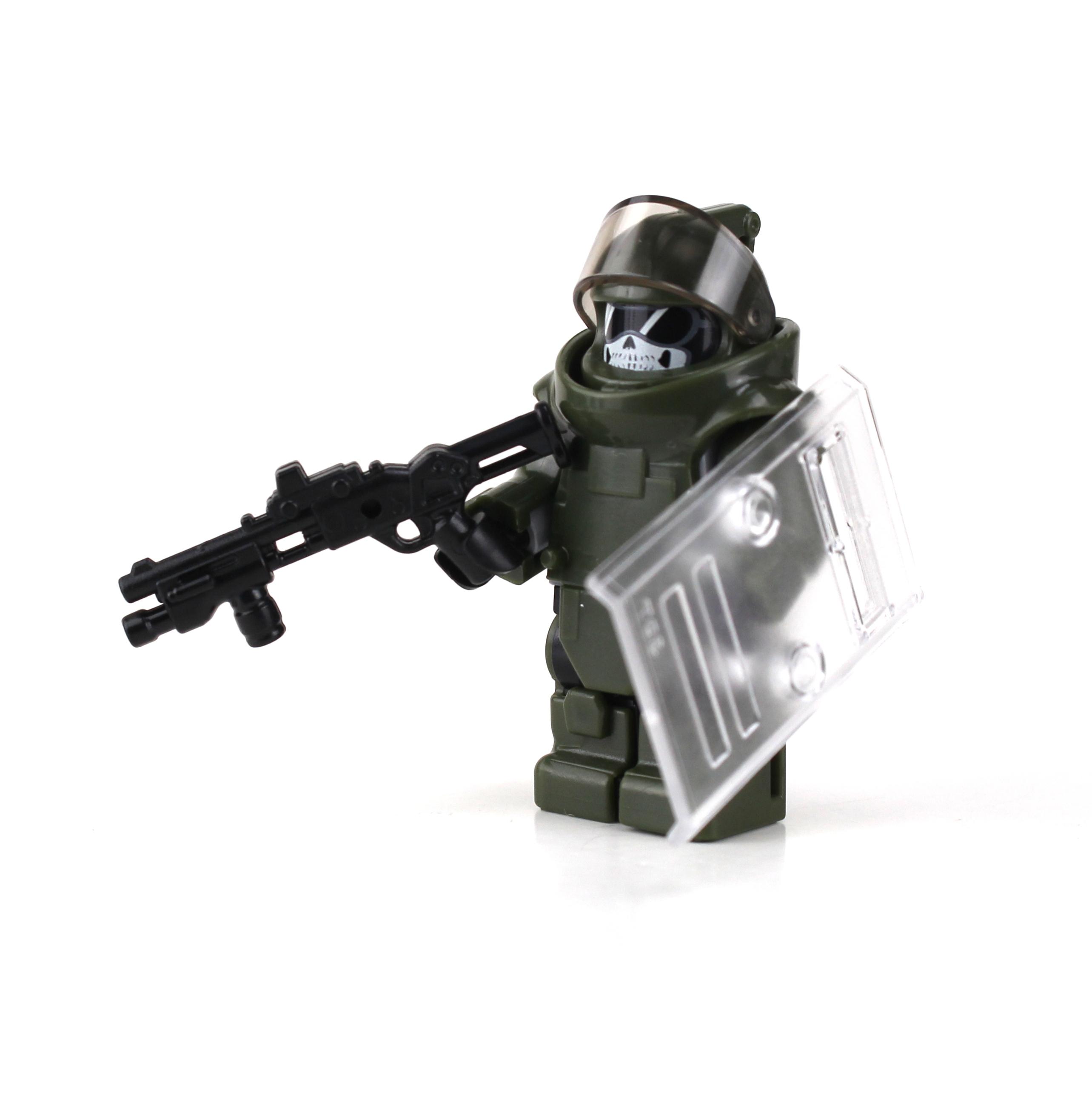 Value Juggernaut Army Assault Minifigure