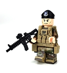 Air Force Security Forces Airman OCP Minifigure
