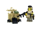Green Beret Special Forces ODA Team Member Minifigure
