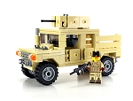 Army Tactical Gun Truck 4 x 4