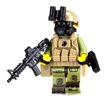 Marine Expeditionary Unit (MEU) Visit Board Search Seizure minifigure
