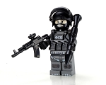 Russian FSB Spetsnaz Alpha Group Minifigure