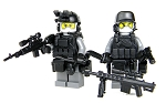 Urban Sniper Team Assault Troops Minifigures