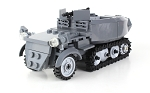 German Half Track Sd.Kfz. 250 WW2