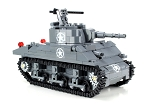 M4 Sherman Us World War 2 Tank