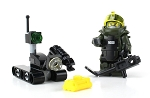 EOD Disposal Team and Robot US NAVY