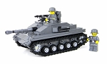 Deluxe Stug German Ww2 Tank Made With Real Lego® Bricks