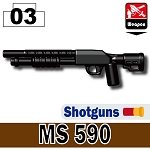 Ms 590 Tactial Shotgun