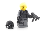 Woman Of Valor Helicopter Pilot Minifigure