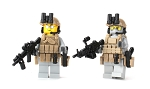 U.S. Army Rangers 2 Pack Minifigures