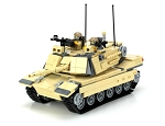 Expert M1a2 Abrams Main Battle Tank