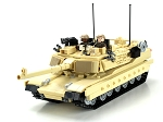 Ultra M1a2 Abrams Main Battle Tank