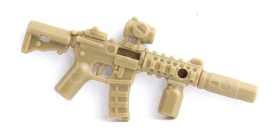 Dark Tan Mk18 Carbine