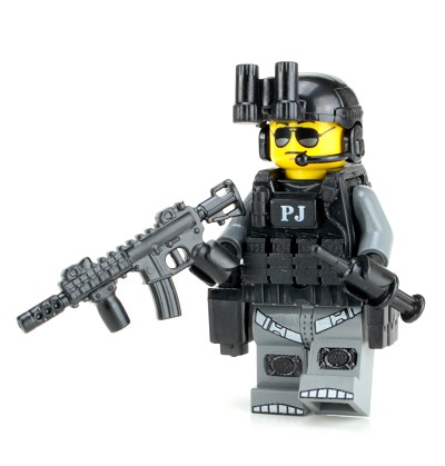 U.S. Air Force Pararescue 'PJ' Minifigure Value