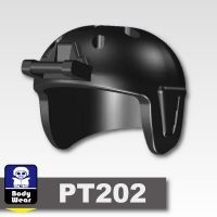 Pt202 Minifigure Tactical Helmet